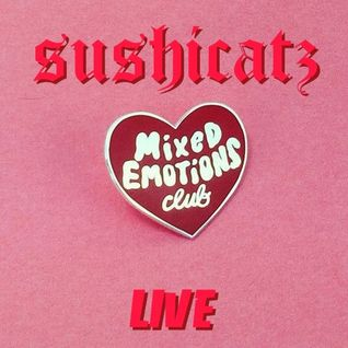 SUSHICATZ @ LIVE / MEOW CLUB 91 PARTY RECORDING!