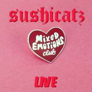 SUSHICATZ @ LIVE / MEOW CLUB 91 PARTY RECORDING!