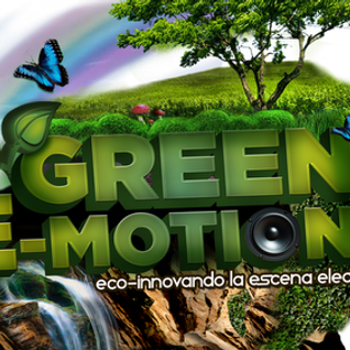 Green E-Motion pres. GreenCast 01 (Oct. 2010)