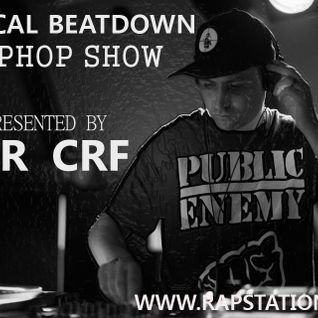 Critical Beatdown Hiphop Show (105) Rapstation Radio