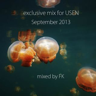 exclusive mix for USEN September 2013