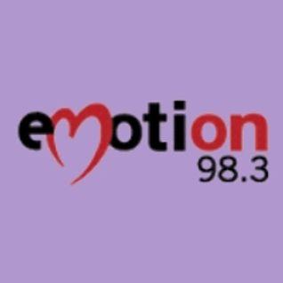 DJ Fernando Martinez - Emotion 98.3