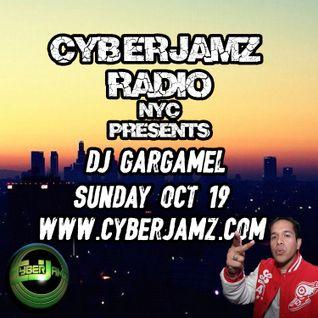 Dj Gargamel CyberJamz.com October 19th 2014