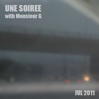 Une soirée with Monsieur G July 2011