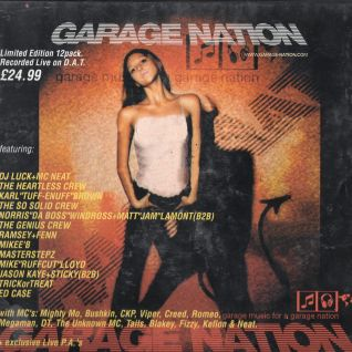Heartless Crew - Live at Garage Nation New Year's Day 2002 (Side A)