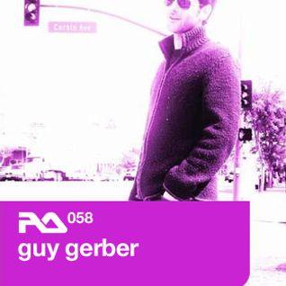 Guy Gerber - Resident Advisor 058