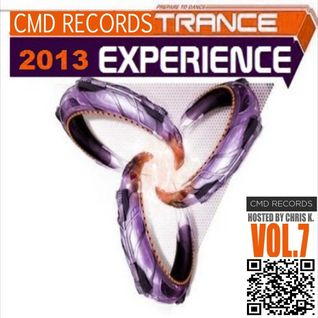 Trance Experience Vol.7 2013 series MIXED by CMD Records