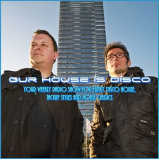 Our House is Disco #232 from 2016-06-03