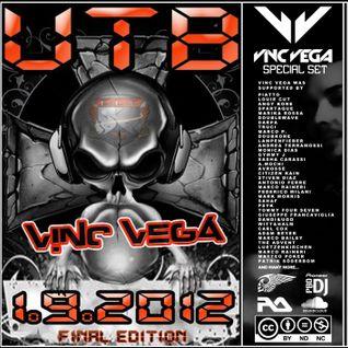 Vinc Vega - Live-Set 01.09.12 - UTB Final Edition Müllheim