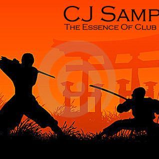 CJ Sampai - The Essence Of Club Mind 91