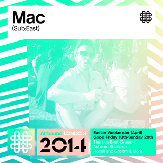 Mac (Sub:East) recorded live @ Airbound Weekender, London 2014