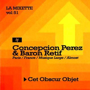 LAMIXETTE#51 BARON RETIF & CONCEPCION PEREZ