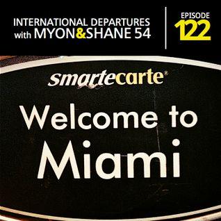 International Departures 122