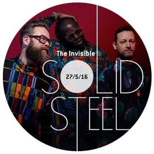 Solid Steel Radio Show 27/5/2016 Hour 1 - The Invisible