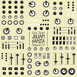 Serie Disko! Nº22 - Julian Sanza