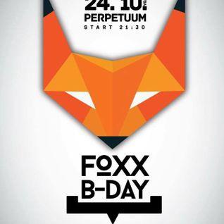 WarPhil @ Perpetuum Club Foxx Bday 24.10.2015