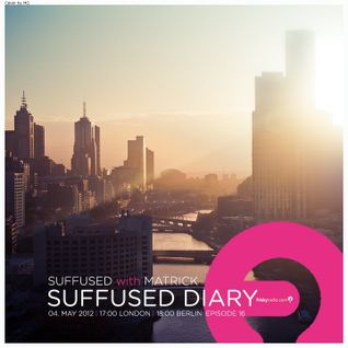 FRISKY | Suffused Diary 016 - Suffused