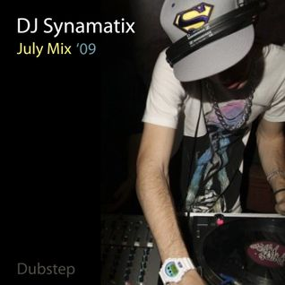 Synamatix July Dubstep Mix '09