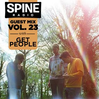 Guest Mix Vol.23 - Get People