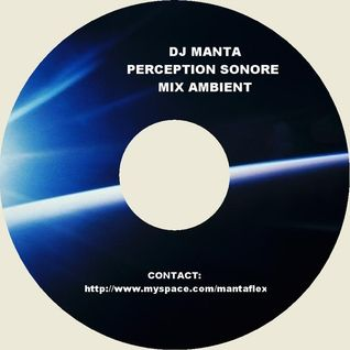 AmbientManta - Perception Sonore