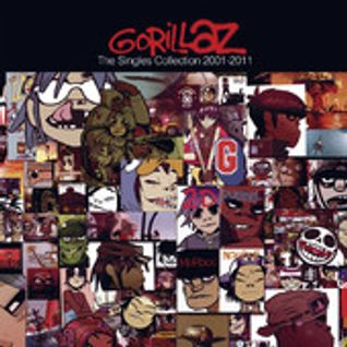 Gorillaz - 10th Anniversary Mix
