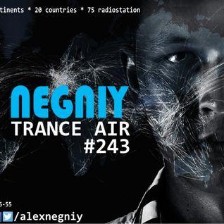 Alex NEGNIY - Trance Air #243
