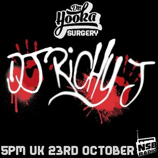 Doctor Hooka's Surgery www.nsbradio.co.uk Exclusive Mix From DJ Richy J