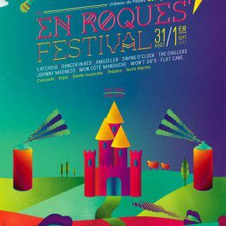 DUBIX - Techno Dj set @ EN ROQUES' FESTIVAL (01/09/12)
