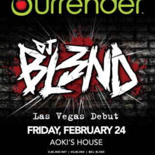DJ Bl3nd - Live @ Surrender NightClub (Las Vegas, USA) - 24.02.2012 - www.LiveSets.at