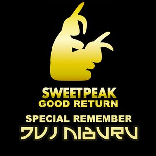 good return Sweetpeak mix special dedicass