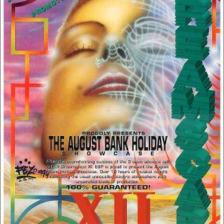 DJ SY (Side I) Dreamscape 12 'Bank Holiday Showcase' 26th Aug 1994