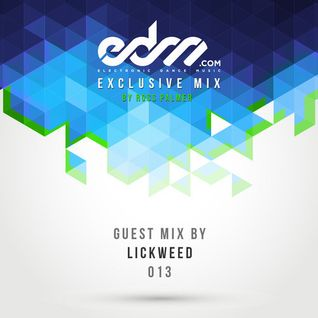 EDM.com Exclusive Mix 013 - Lickweed and Adapted Records Guest Mix