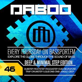 BASS TREK 46 with DJ Daboo on bassport.FM