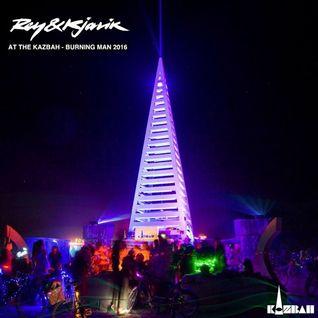 Rey & Kjavik – The Kazbah - Burning Man 2016