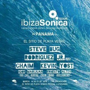 MURLI - IBIZA SONICA TOUR @ EL SITIO PLAYA VENAO - 2015