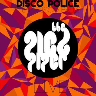 DJPP - Shiny DISCO Balls (LIVESET 2015)