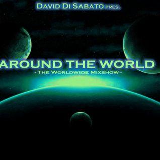 """David Di Sabato pres. """"Around The World"""" [Episode #014] - The Mixshow"""