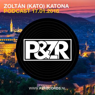Zoltan Katona (Kato) (Podcast @ P&Z Records 17.01.2016)
