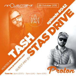 Stas Drive - Guest Hypnotic Vibes Mix / Movement 042 @ Proton Radio