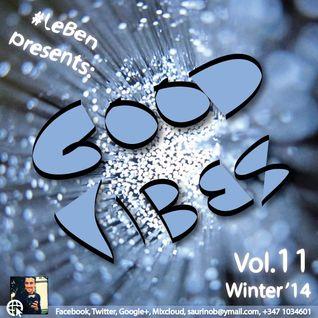 GOOD VIBES Vol.11, Winter '14 / Deep