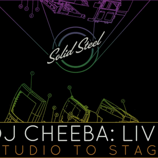 DJ Cheeba: Live (Audio)