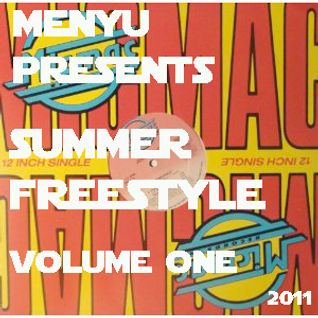 menyu presents: summer freestyle