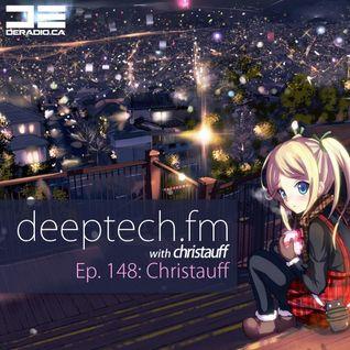 DeepTechFM 148 - Christauff (2016-08-11) [Hard Deep Tech]