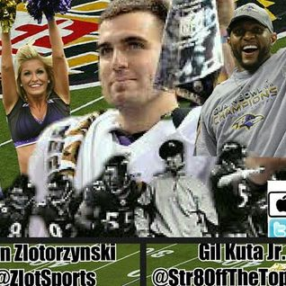 Baltimore Ravens 411 with Alan Zlotorzynski & Gil Kuta Jr.