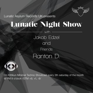 Lunatic Night Show  Jakob Edzel and Friends  (Ranton D.) 2015.10.17.