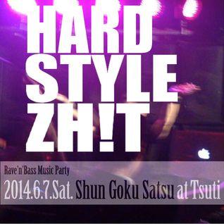 20140607 Live @ Shun*Goku*Satsu