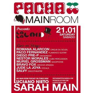 Luciano Nieto // Pacha Ibiza // Mainroom