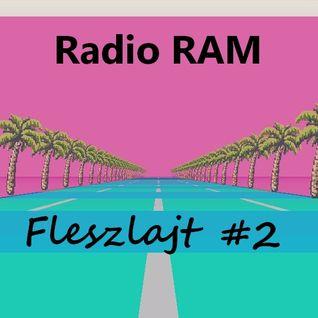 Radio RAM - Fleszlajt 17.04.2015 (interview & vinyl set) vol 2
