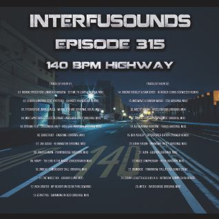Interfusounds Episode 315 (September 25 2016)