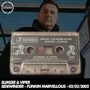 Slimzee & Viper - Funkin Marvellous - 02/03/2002